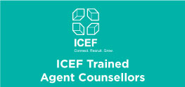 ICEF Trained Agent Counsellors