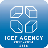 ICEF Agency Recognition logo