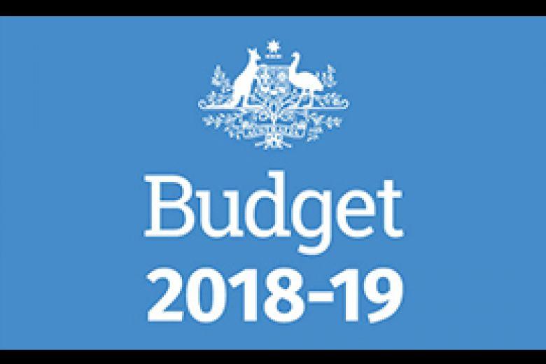 18-19年度的联邦新预算!