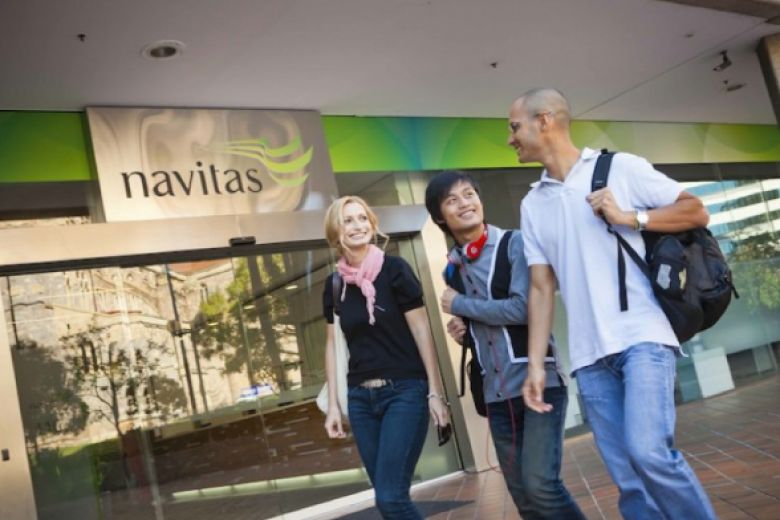 Study 25 weeks or more with Navitas to receive A FREE ONE-WAY FLIGHT