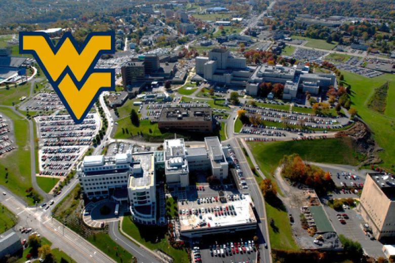 القبول المباشر في جامعة ويست فرجينيا