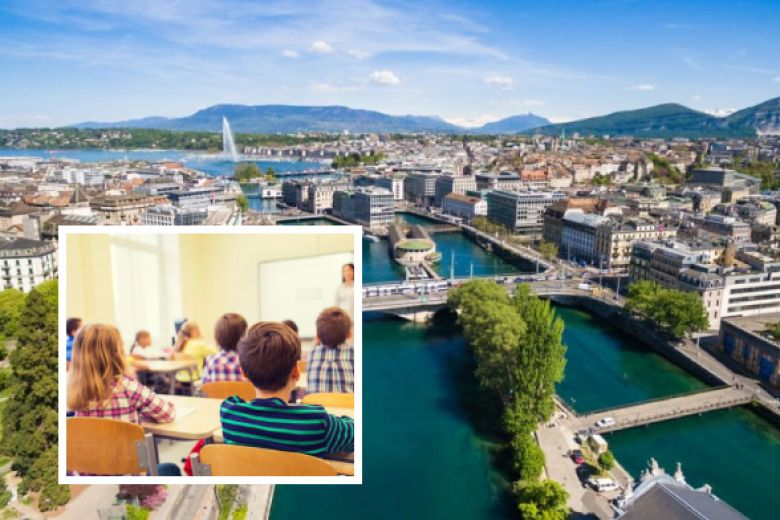 International Summer Camp in Switzerland -  July 1st to August 12th 2018