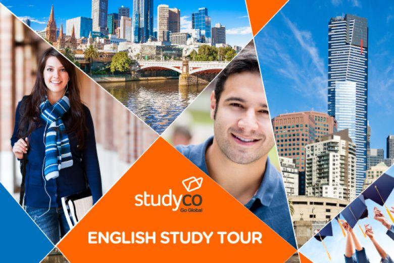 تجول وتعلم اللـغة الإنـجليزية في وسط مـدینة ملـبورن
