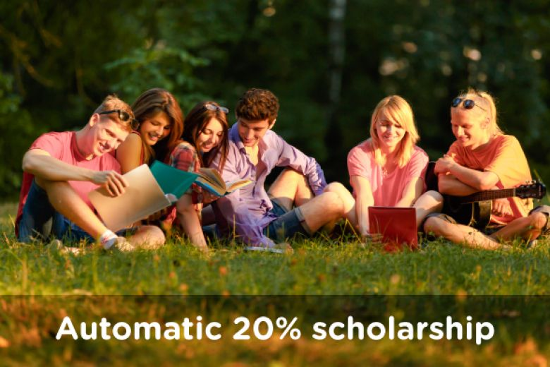 20% Scholarship for Bachelor degree at CSU Study Centres - Nov 2018 intake