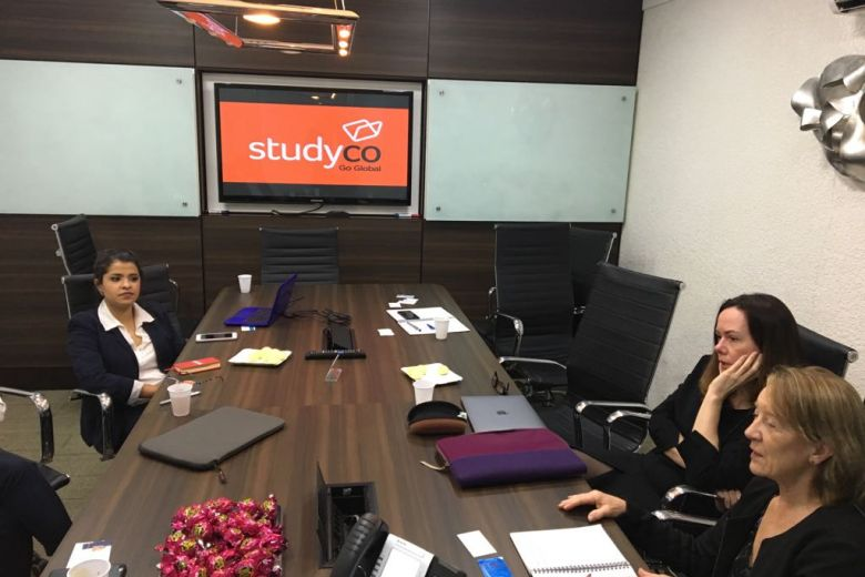 StudyCo promotes integration between Brazilian colleges and the Victoria Government Education Department