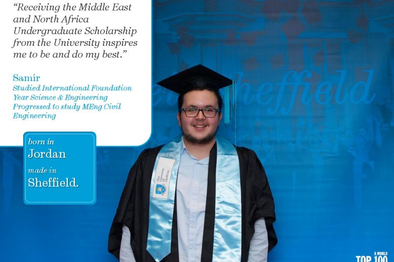 Sheffield Middle East and North Africa Undergraduate Scholarship