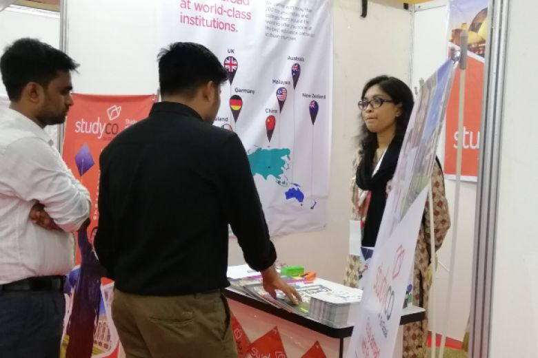 Studyco Bangladesh participated at BRAC University National Career fair 2019