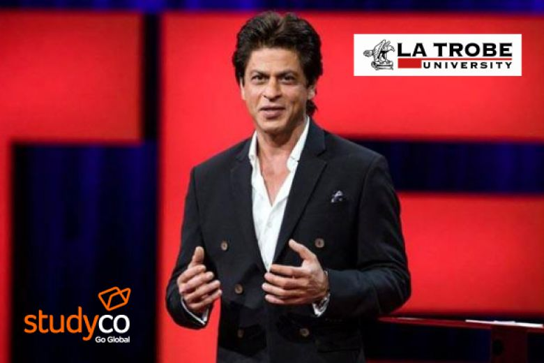 Latrobe University to honour Mr Shah Rukh Khan with an Honorary Degree -Doctor of Letters (honoris causa)