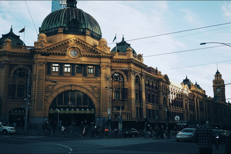Melbourne - Your preferred choice of study.