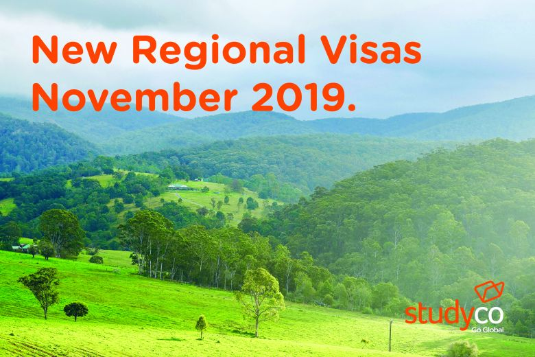New Regional Visas - November 2019