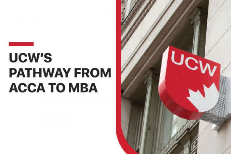 UCW's Pathway from ACCA to MBA