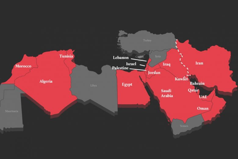 مستجدات الهجرة في الشرق الأوسط خلال جائحة فيروس كورونا