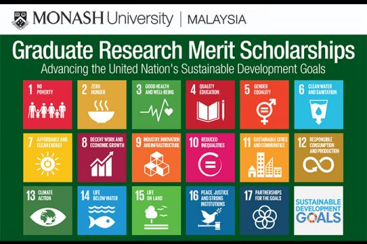 Graduate Merit Research Scholarship
