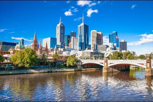 Morar, estudar e trabalhar em Melbourne