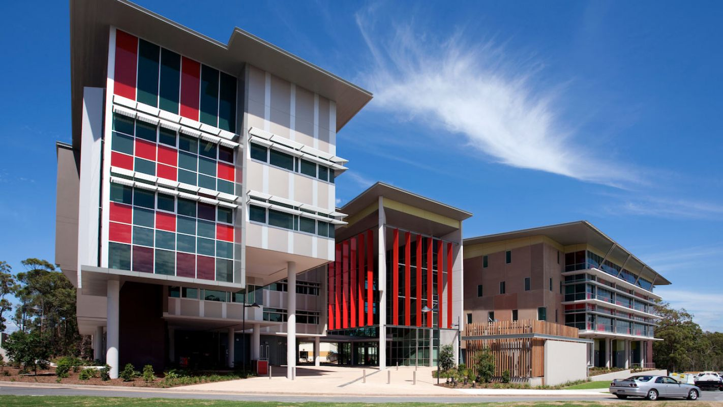 Griffith University Campus 3