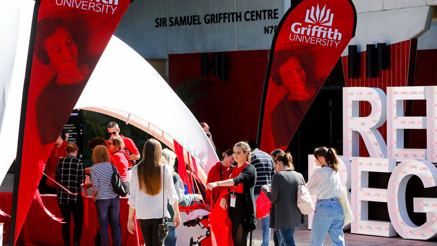 Griffith University Campus 2