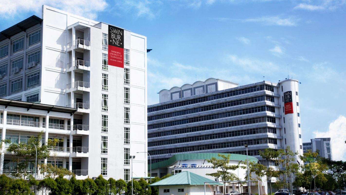 Swinburne University Malaysia Campus 1