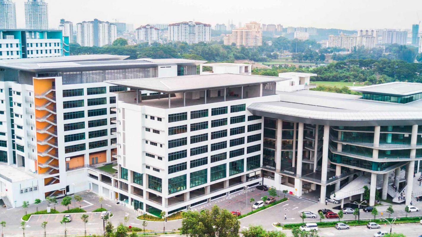 Asia Pacific University Campus 2