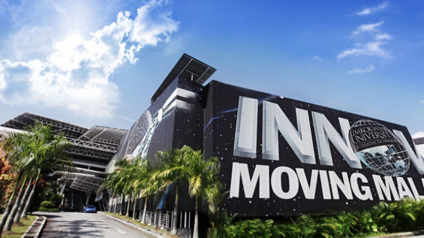 Limkokwing University of Creative Technology Campus 4