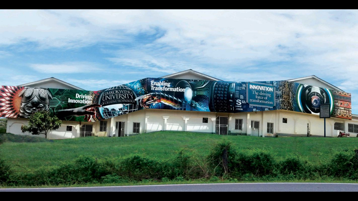 Limkokwing University of Creative Technology Campus 2