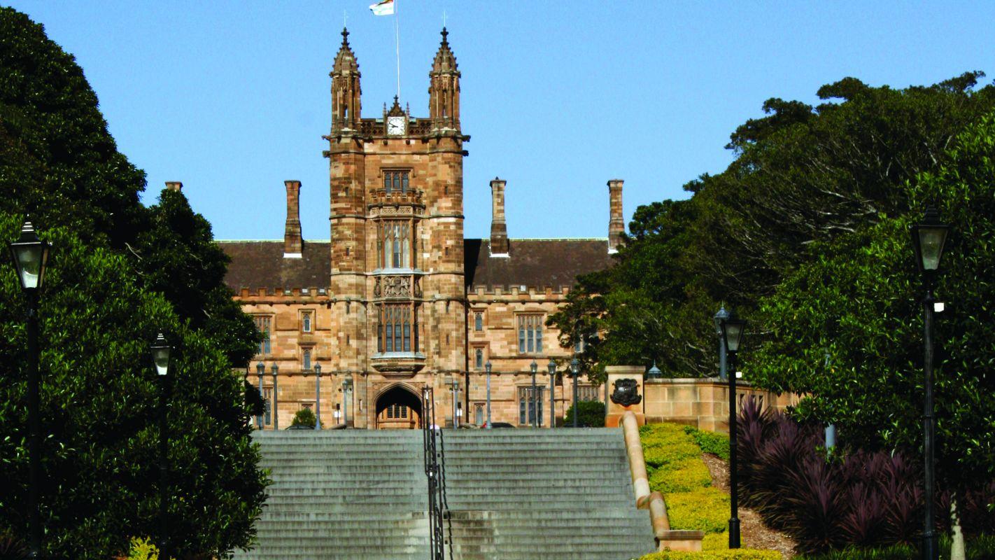 The University of Sydney Campus 6