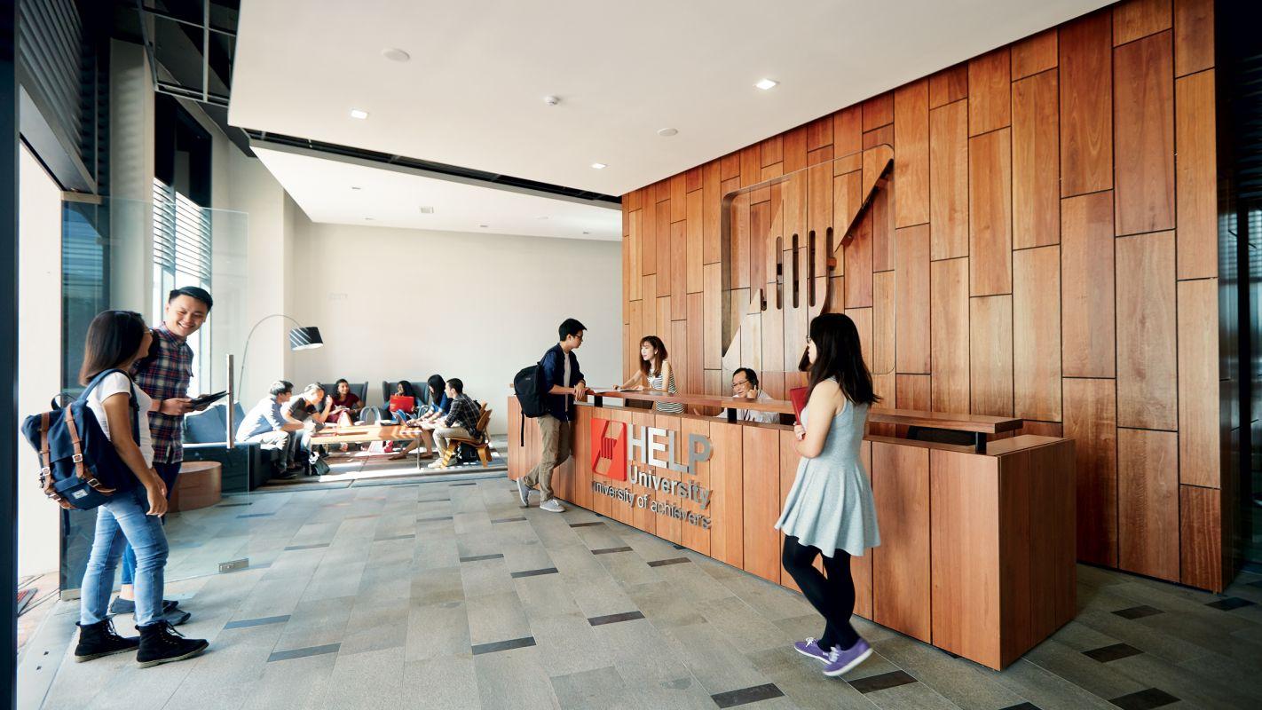 HELP University Malaysia Campus 1