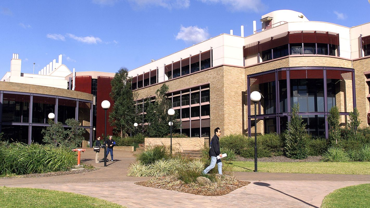 University of Wollongong Campus 3