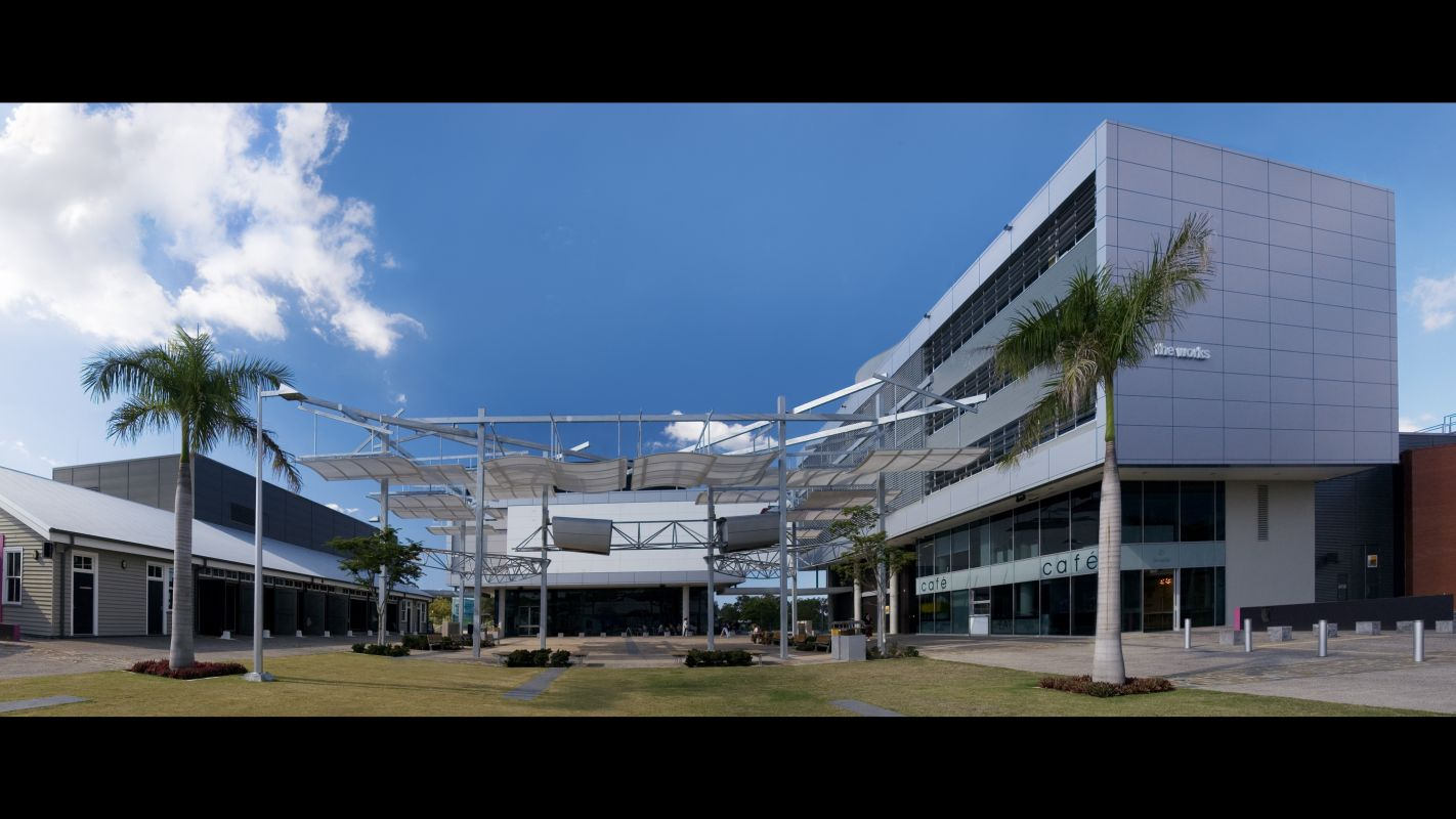 Queensland University of Technology Campus 5