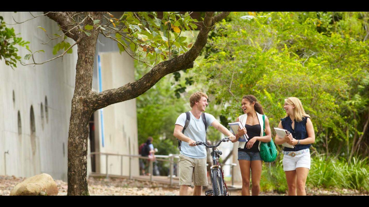 James Cook University Campus 5