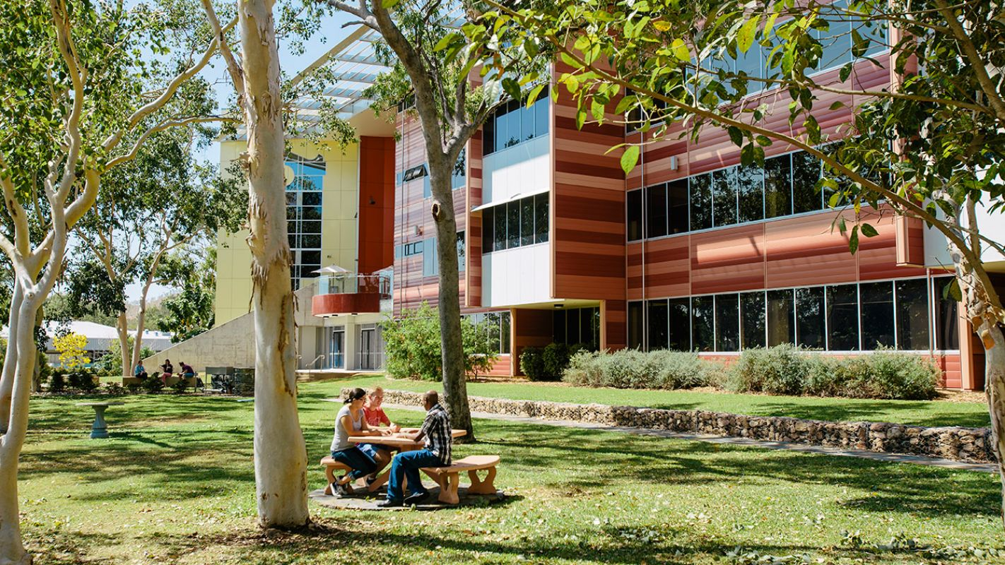 James Cook University Campus 3