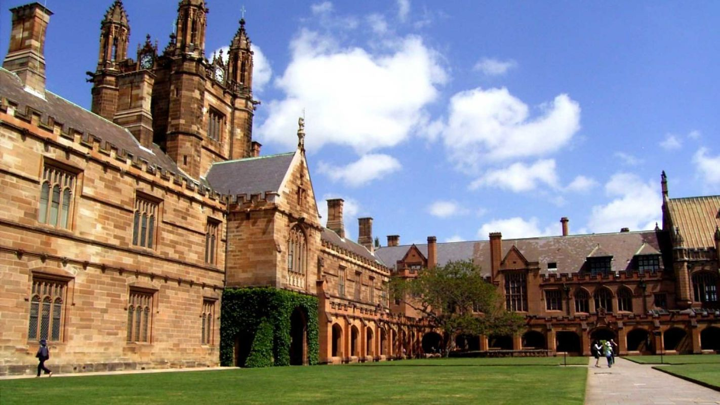 Want to Study at The University of Sydney? | StudyCo