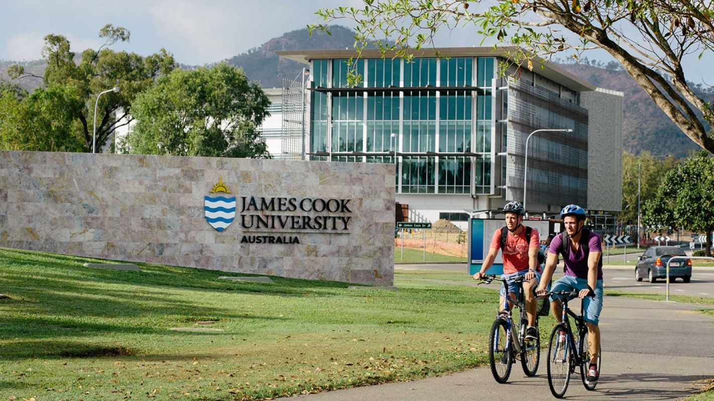 Want to Study at James Cook University? | StudyCo
