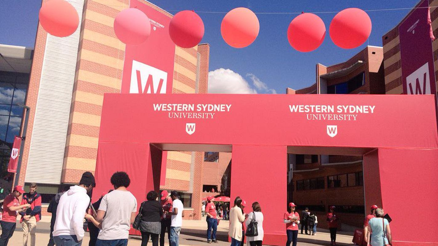 Western Sydney University Campus 4