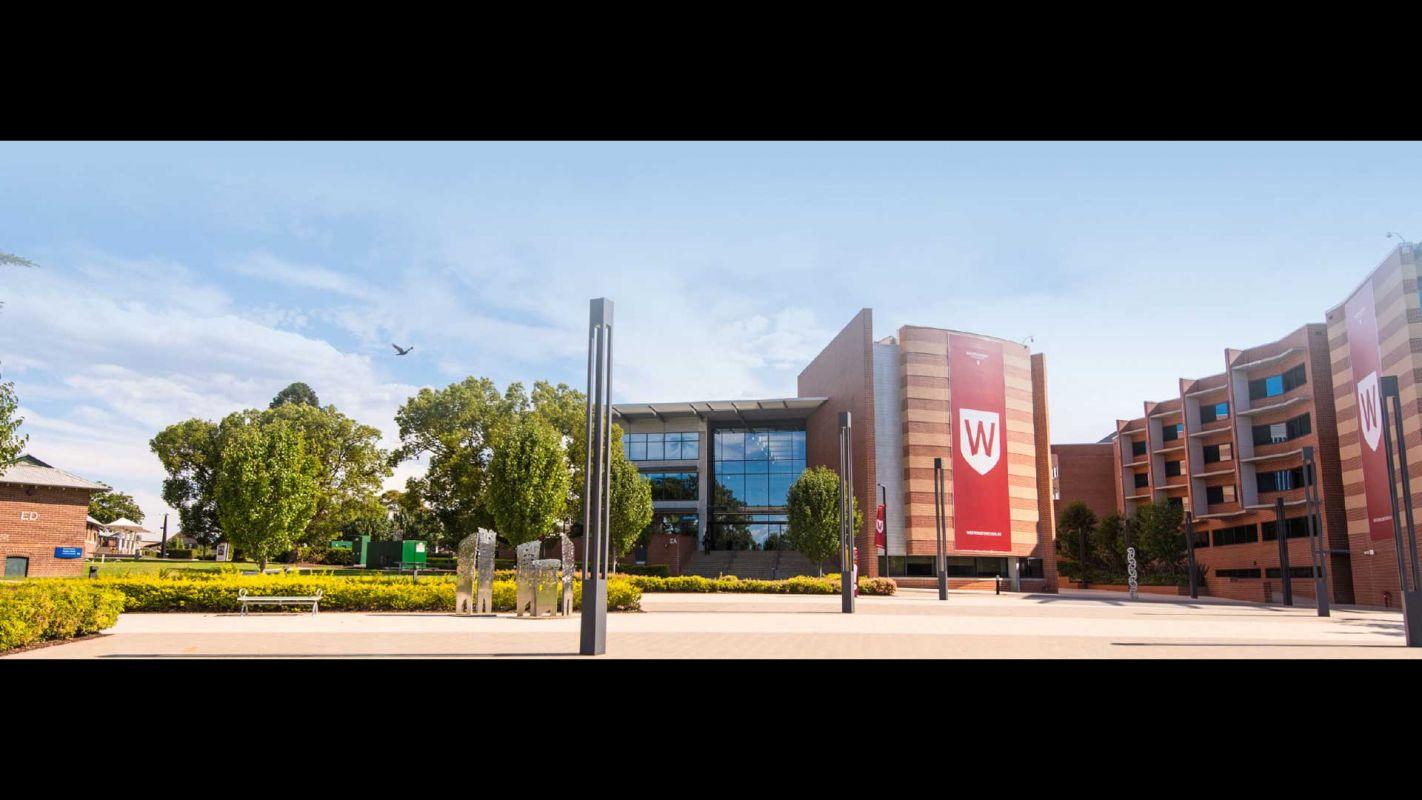 Western Sydney University Campus 2