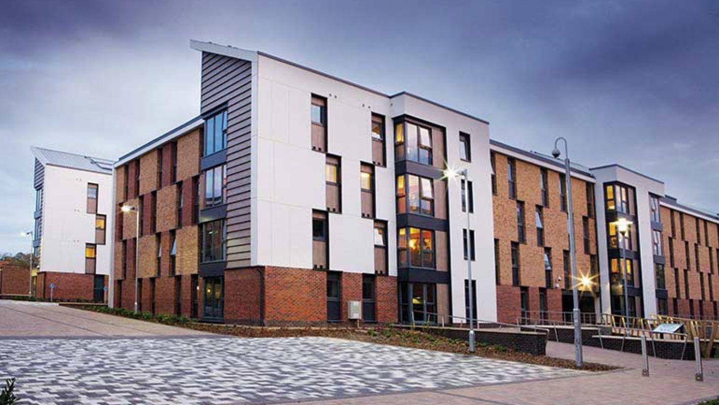 Nottingham Trent University Campus 5