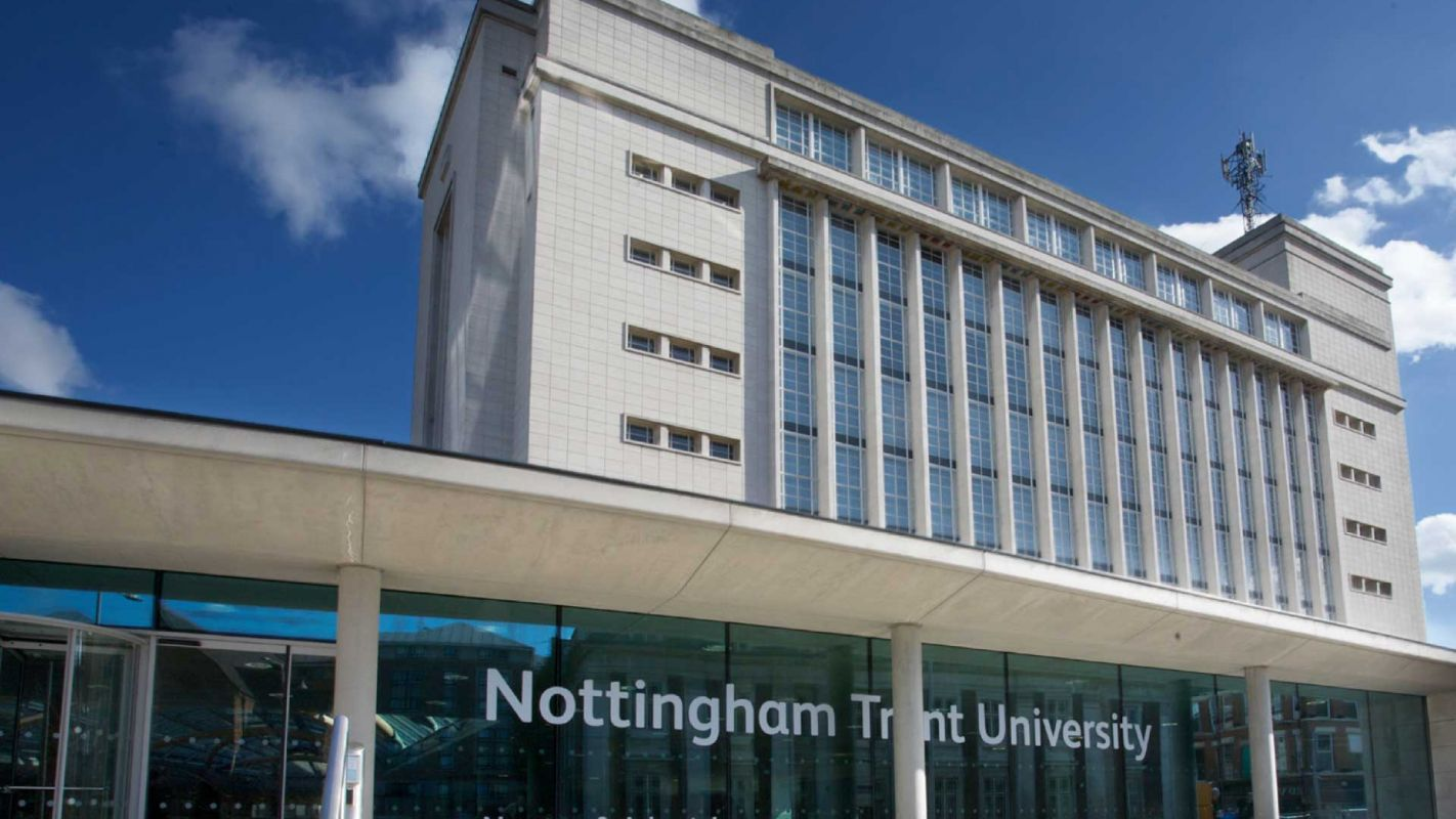 Nottingham Trent University Campus 3