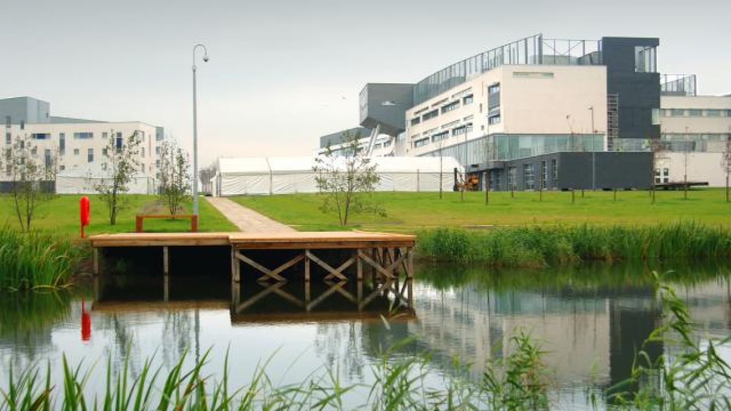Queen Margaret University Photo Campus 3