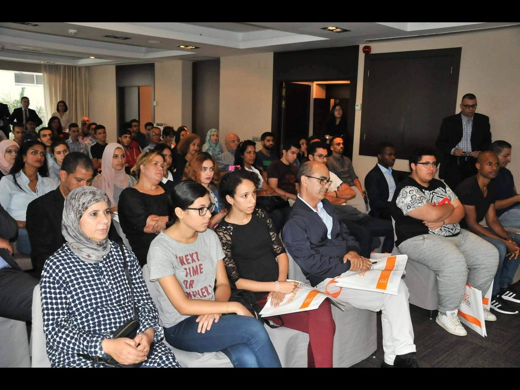 StudyCo Expo September 2016 Morocco - 2