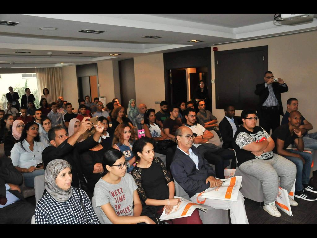 StudyCo Expo September 2016 Morocco - 1