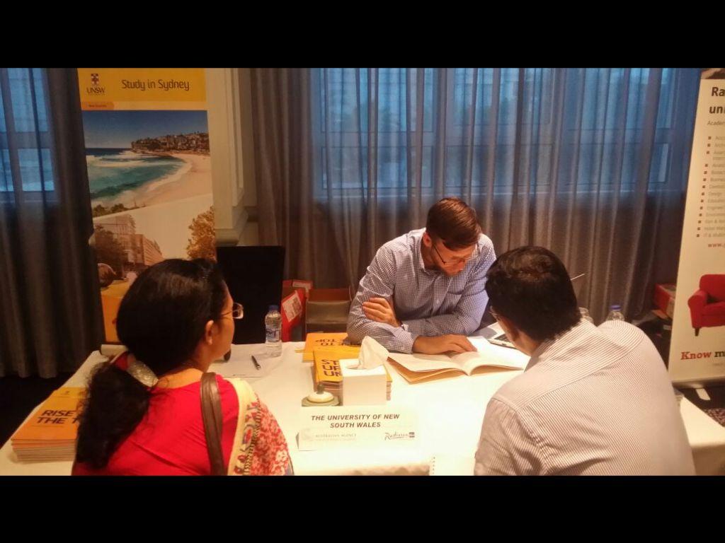 StudyCo Expo September 2016 Oman - 4