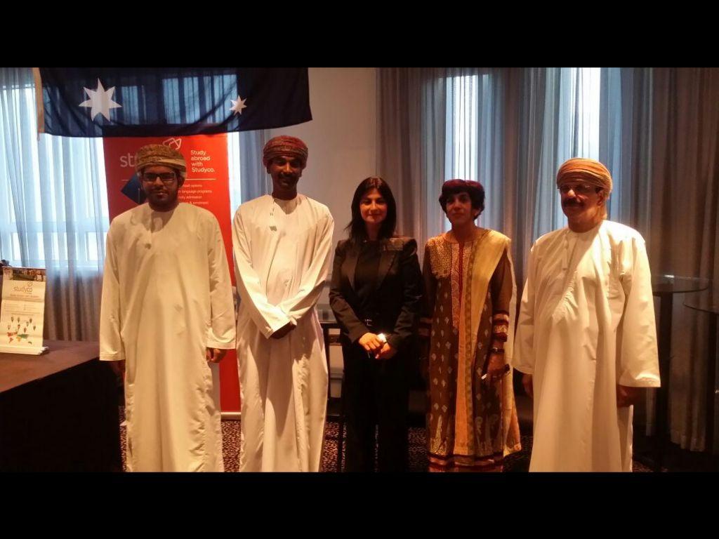 StudyCo Expo September 2016 Oman - 2