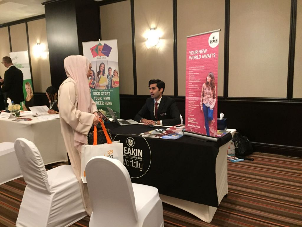 StudyCo Expo September 2016 Dubai - 4
