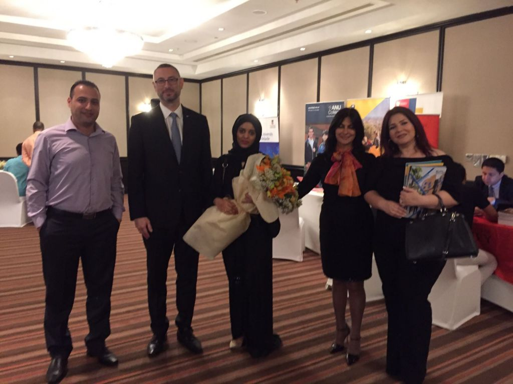 StudyCo Expo September 2016 Dubai - 3