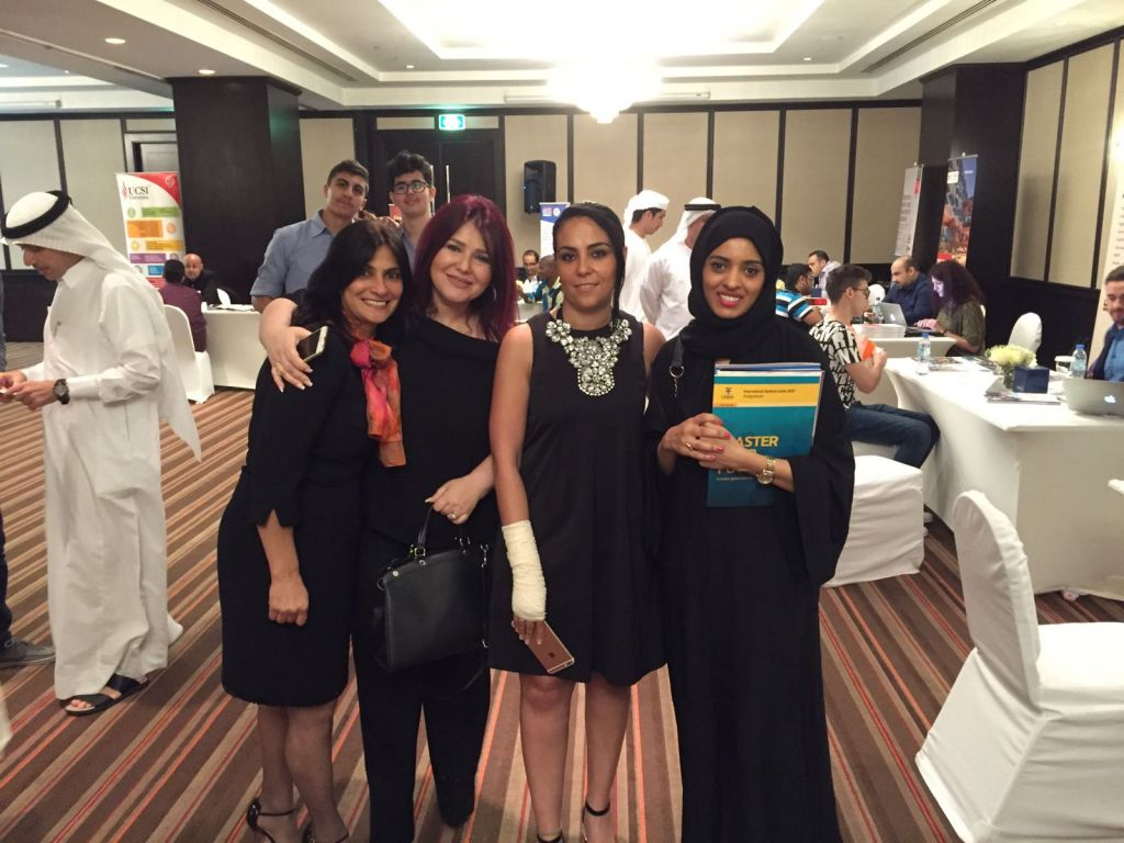 StudyCo Expo September 2016 Dubai - 1