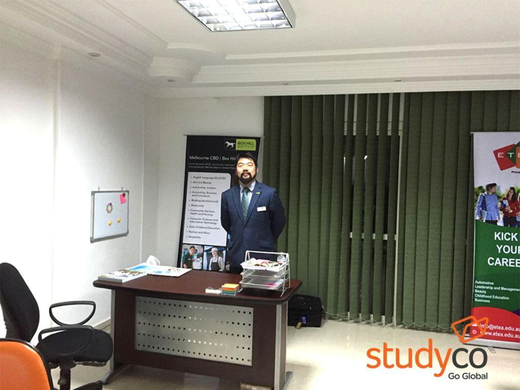 StudyCo Expo September 2016 Egypt - 1