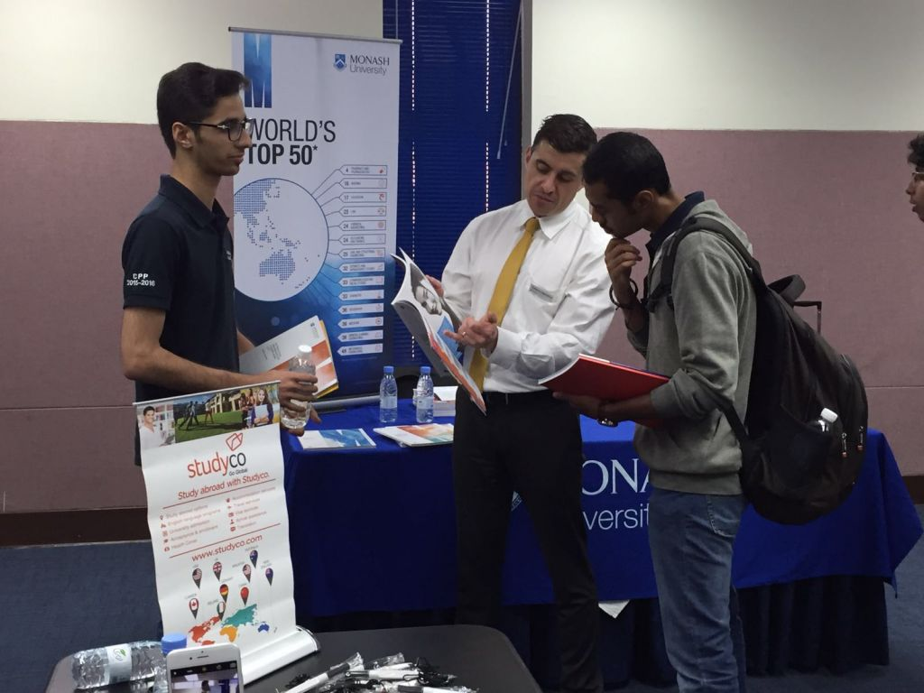 StudyCo Expo September 2016 Qatar - 2