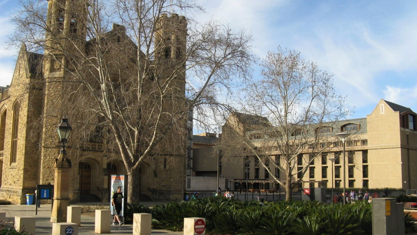 The University of Adelaide Campus 5