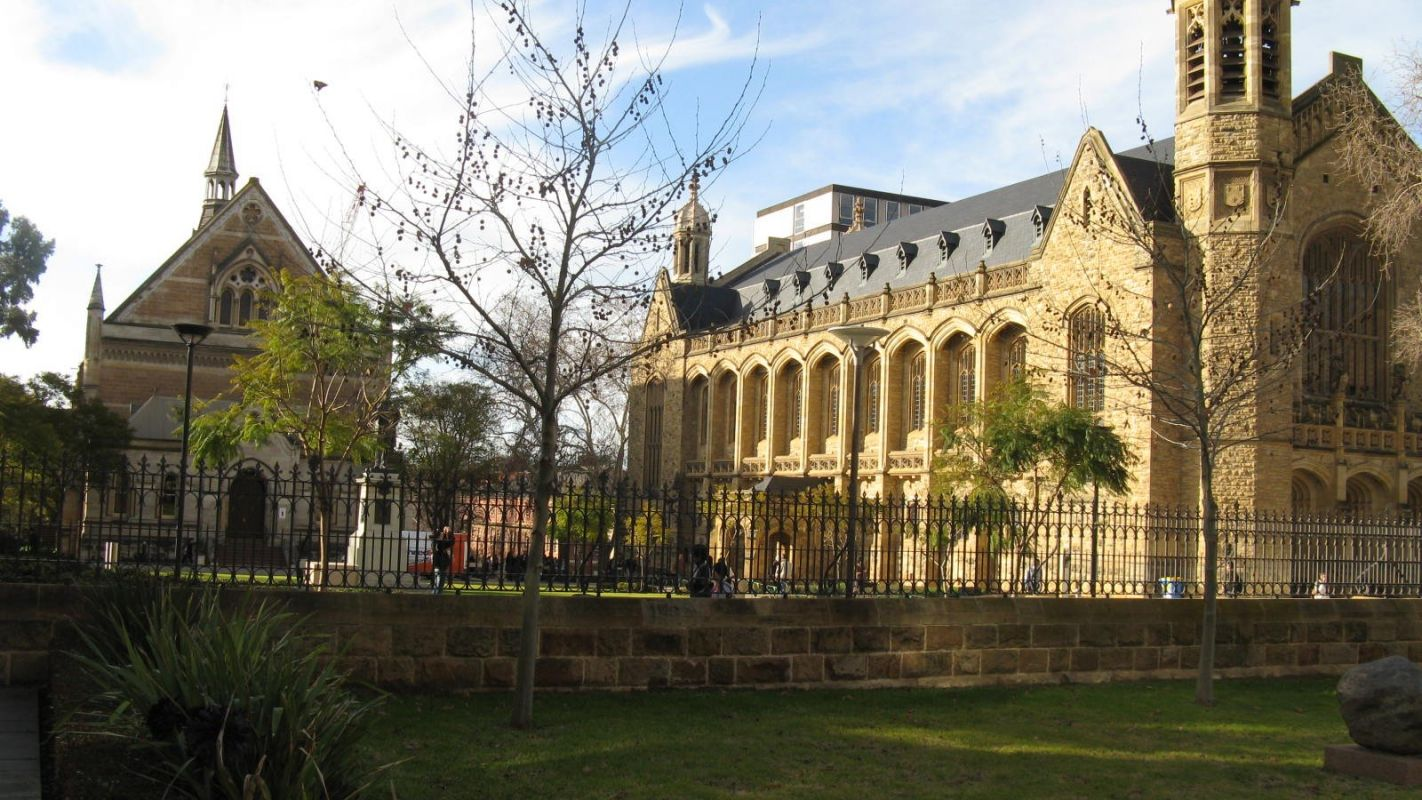 The University of Adelaide Campus 3