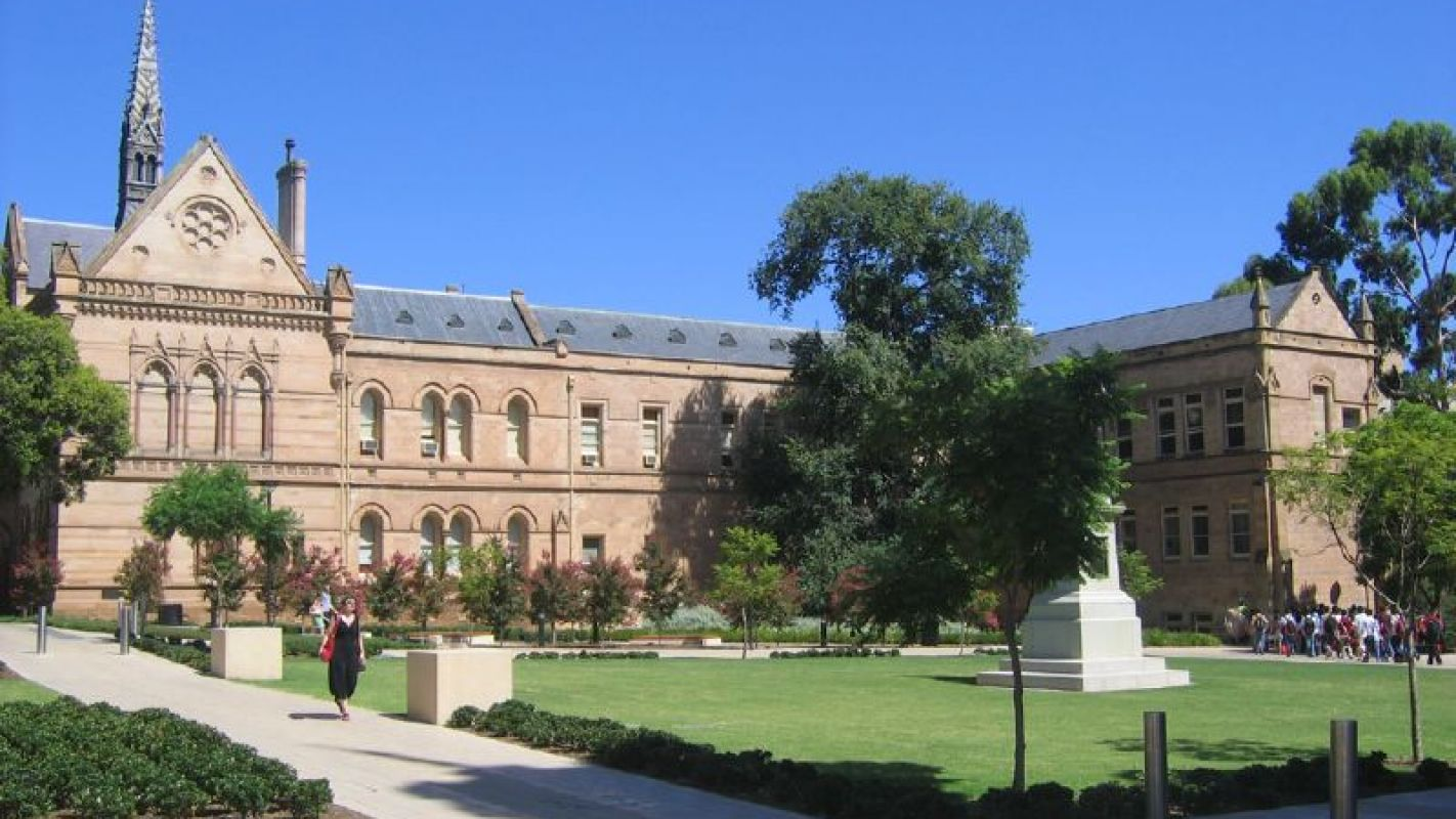 The University of Adelaide Campus 2