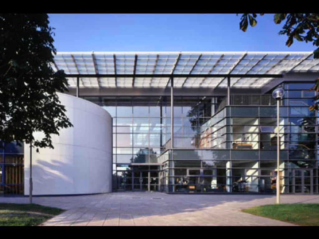 University College Dublin Quinn Exterior 2